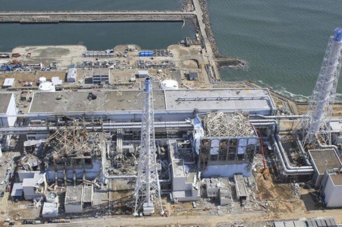 Japonya depreminde nükleer