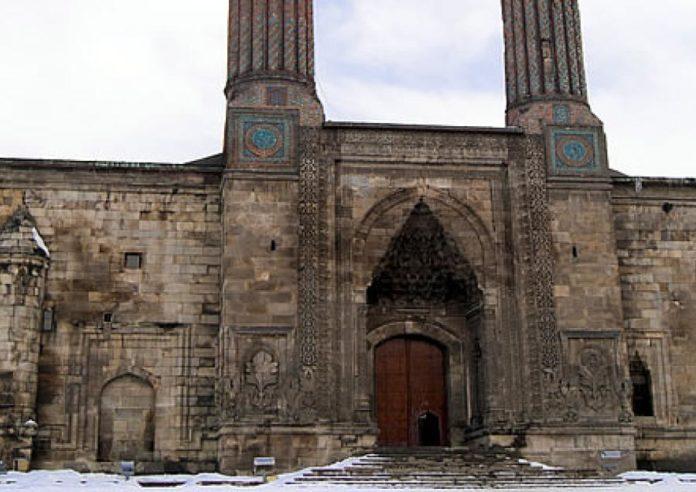 Erzurum seyahati