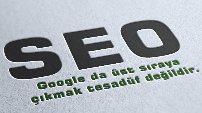 SEO ile Google da üst sıralara