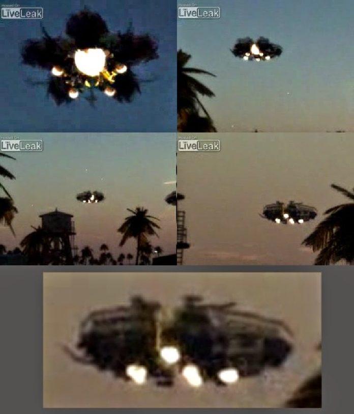 Haiti UFO görüntüleri