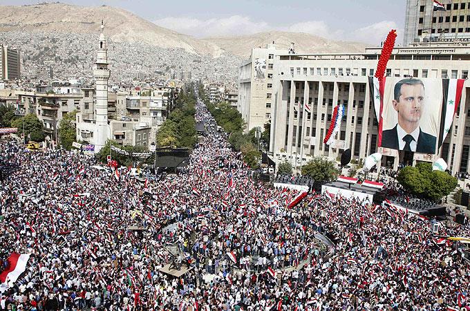 Son günlerde Suriye
