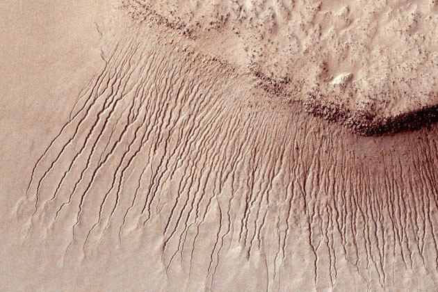 NASA Mars da su