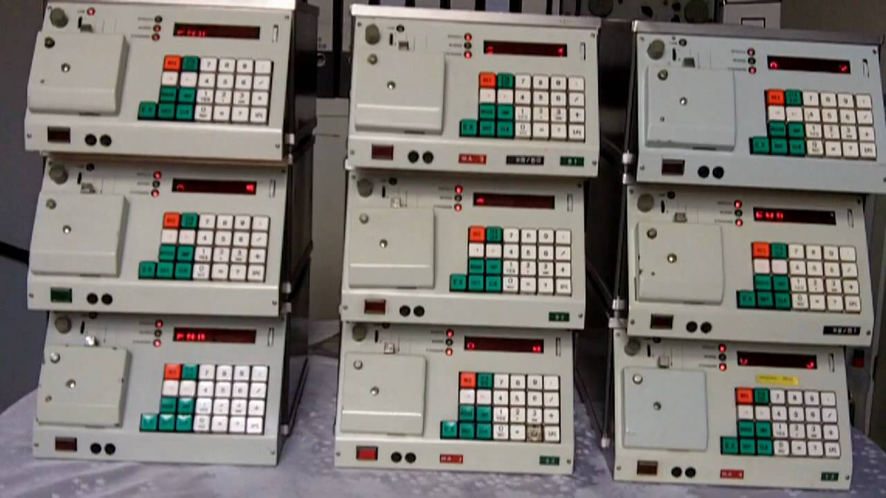 şifre yayınlayan makineler