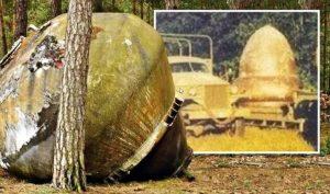 ufo kazası